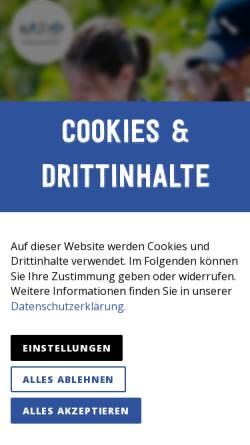 Vorschau der mobilen Webseite www.musikschule-fuerth.de, Sing- und Musikschule Fürth e.V.