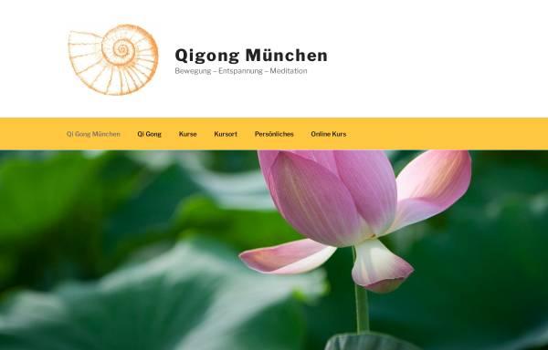 Vorschau von qigong-muenchen.de, Christiane v. Paczensky