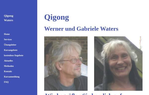 Vorschau von qigong-waters.de, QIGONG