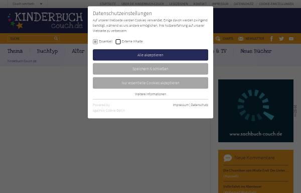 Vorschau von www.kinderbuch-couch.de, Isabel Abedi: Leila Schwein schreit NEIN!