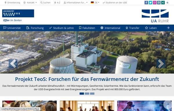 Vorschau von www.uni-duisburg.de, Deutsch-japanische Beziehungen