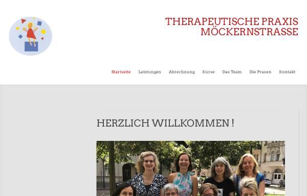 Vorschau von www.theramoeck.de, Therapeutische Praxis Möckernstraße