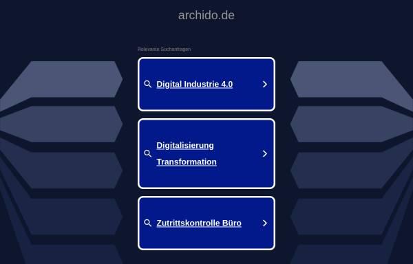 Vorschau von www.archido.de, Archido - Archiv für Drogenliteratur