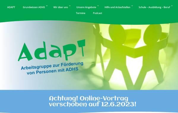 Vorschau von www.adapt.at, Adapt