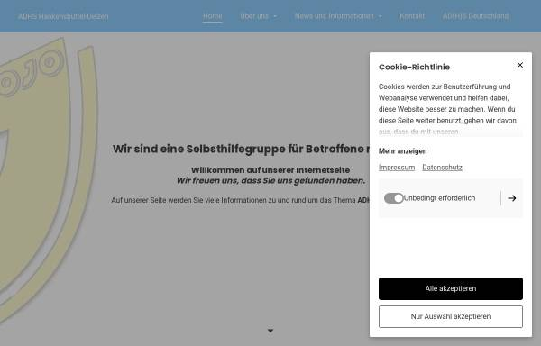 Vorschau von jojo-adhs.de, JoJo-ADHS