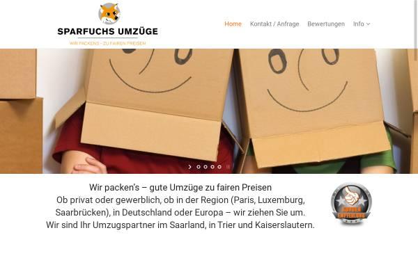 Vorschau von www.umzuege-karcher.de, Karcher GmbH