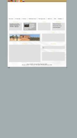 Vorschau der mobilen Webseite www.arkno.com, Arkno Tours