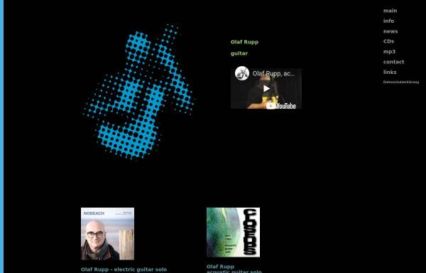 Vorschau von www.audiosemantics.de, Rupp, Olaf