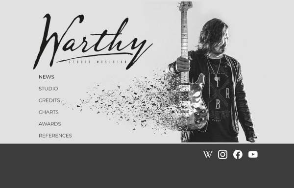 Vorschau von www.warthy.de, Warthy
