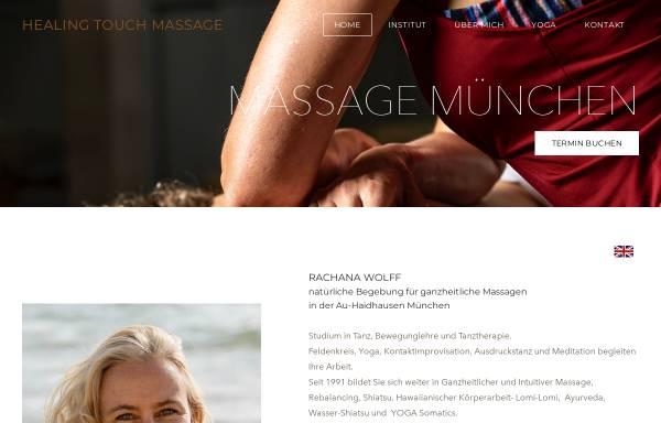 Vorschau von www.hawaiianische-energie-massage.de, Wolff, Rachana