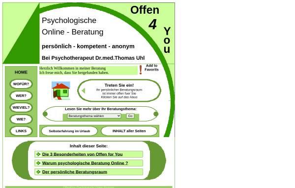 Vorschau von offen4you.com, Uhl, Dr. Thomas