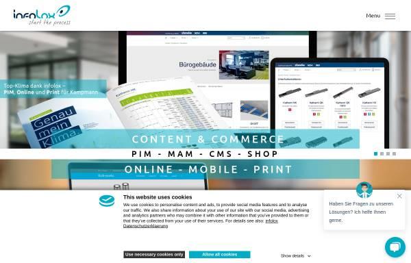 Vorschau von www.infolox.de, Infolox GmbH