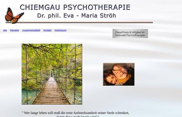 Vorschau von www.chiemgau-psychotherapie.de, Chiemgau Psychotherapie