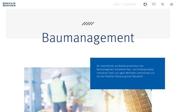 Vorschau von www.gagro.com, Gassmann + Grossmann Baumanagement GmbH