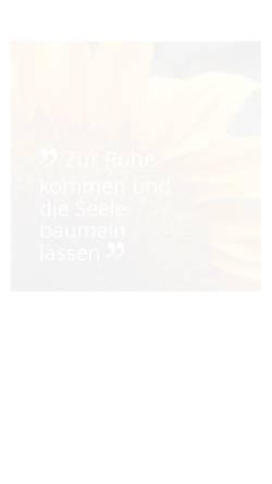 Vorschau der mobilen Webseite www.andrea-breer.de, Andrea Breer