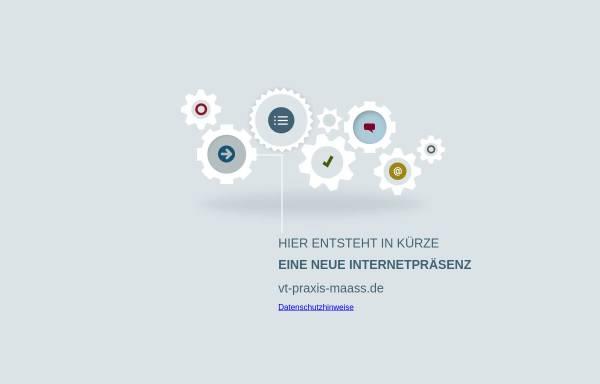 Vorschau von vt-praxis-maass.de, Praxis für Psychotherapie Dr. rer. nat. Enno E. Maaß