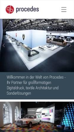 Vorschau der mobilen Webseite www.beilken.de, Segelmacherei Beilken