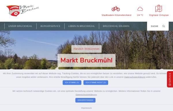 Vorschau von gemeinde-bruckmuehl.de, Bruckmühl