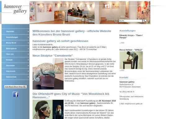 Vorschau von brunobruni-kunstausstellung-hannover.de, Bruni, Bruno