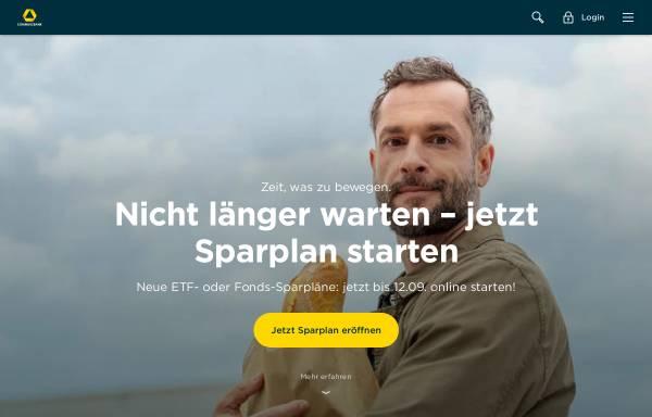 Vorschau von www.commerzbank.de, Commerzbank AG