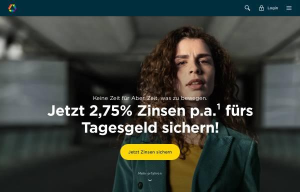 Vorschau von www.dresdner-bank.de, Dresdner Bank AG