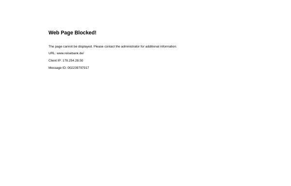 Vorschau von www.reisebank.de, ReiseBank AG