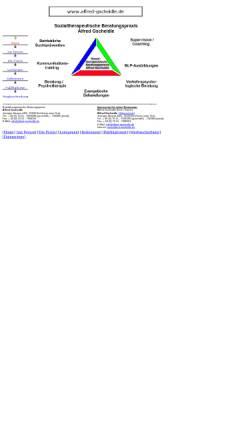 Vorschau der mobilen Webseite www.alfred-gscheidle.de, Sozialtherapeutische Beratungspraxis Alfred Gscheidle