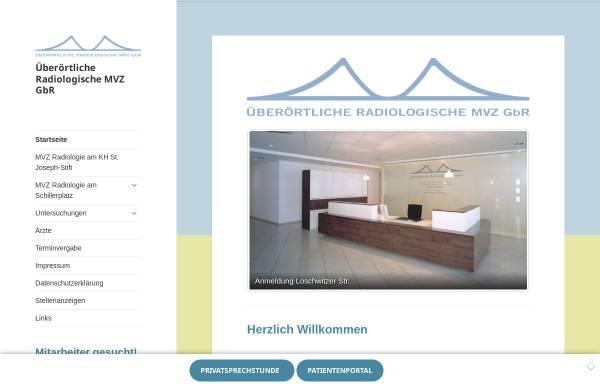 Vorschau von www.roentgen-dresden.de, Radiologische Gemeinschaftspraxis (Blasewitz)