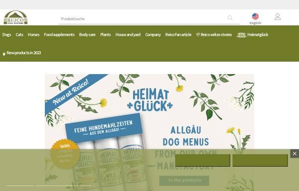 Vorschau von www.reico-vital.com, Reico Vital-Systeme