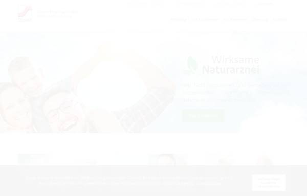 Vorschau von www.steierl.de, Steierl Pharma GmbH