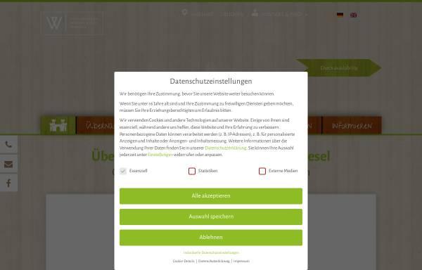 Vorschau von weinhaus-weiler.de, Hotel Restaurant Weinhaus Weiler
