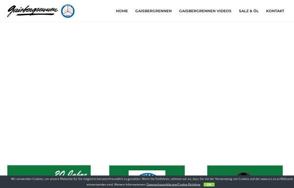 Vorschau von www.src.co.at, Salzburg Rallye Club