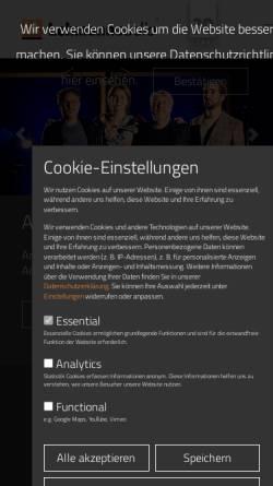 Vorschau der mobilen Webseite www.lehmannaudio.de, Lehmann Audio, Inh. Dipl.-Ing. Norbert Lehmann