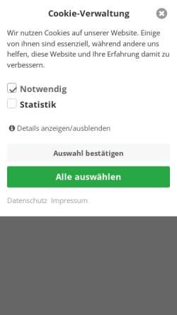 Vorschau der mobilen Webseite www.ferienhaus-haussmann.de, Haussmann Ferienwohnungen