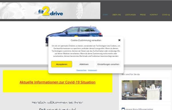 Vorschau von www.fit-2-drive.de, Fahrschule am Harthof GmbH