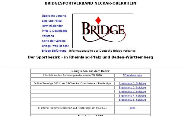 Vorschau von www.no-bridge.de, NO Bridge