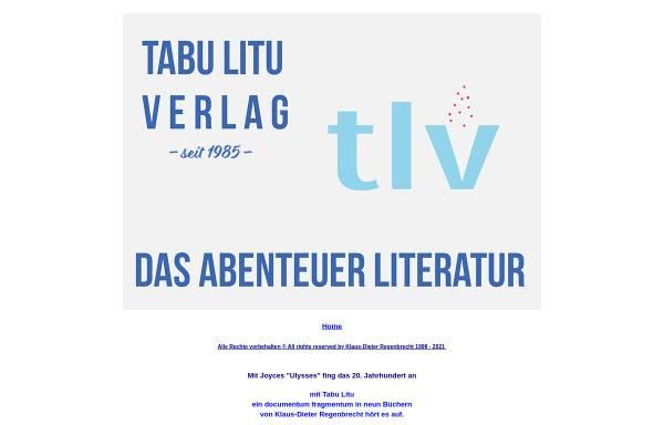 Vorschau von kloy.de, Tabu Litu