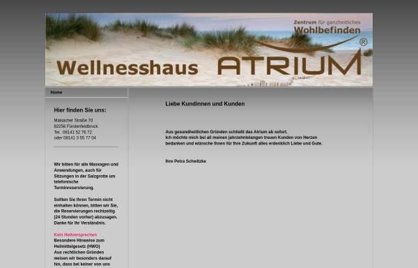 Vorschau von www.atrium-ffb.de, Atrium