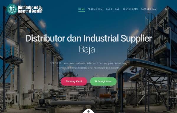 Vorschau von www.dis.or.id, Deutsche Internationale Schule Jakarta