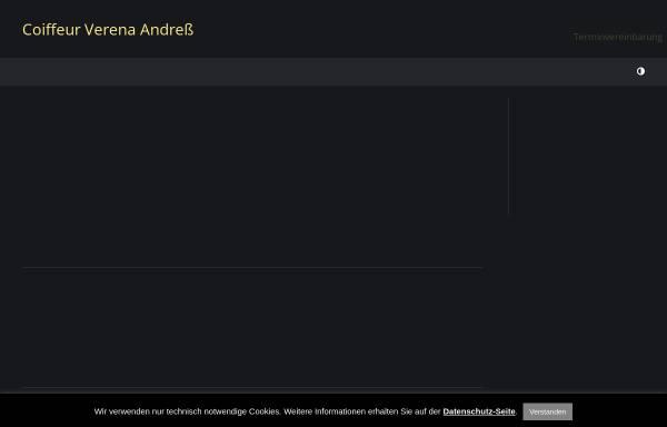 Vorschau von haarverlaengerung-berlin.com, Coiffeur Verena Andreß