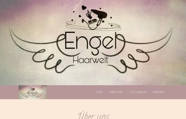 Vorschau von www.engel-haarwelt.de, Engel Haarwelt Friseursalon