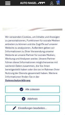 Vorschau der mobilen Webseite www.auto-stopka.de, Auto Sport Stopka GmbH & Co. KG
