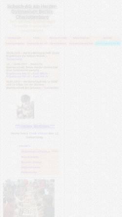 Schach Ag Der Herder Oberschule Berlin Charlottenburg Berlin