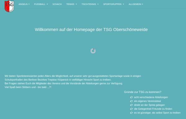 Vorschau von www.tsg-oberschoenewei.de, TSG Oberschöneweide, Abteilung Schach