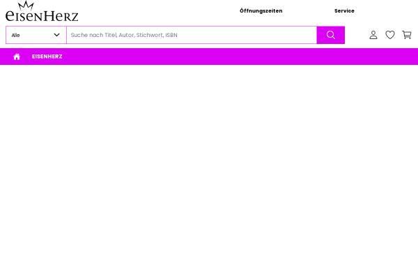 Vorschau von www.prinz-eisenherz.com, Prinz Eisenherz - Buchladen
