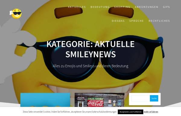 Vorschau von www.smileyparadies.de, Smileyparadies.de
