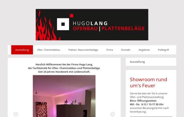 Vorschau von www.hugolang.ch, Hugo Lang GmbH