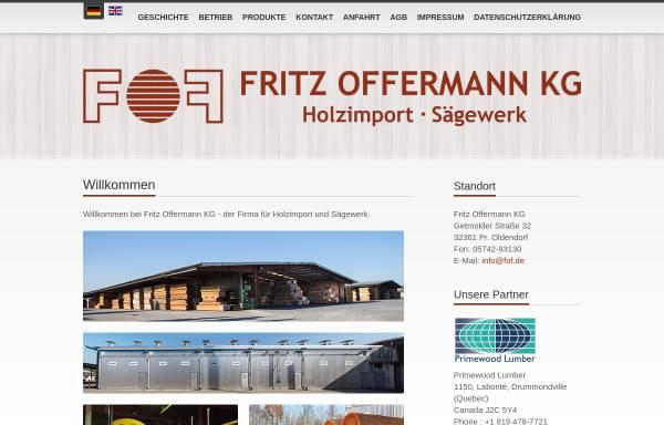 Sägewerk Düsseldorf fritz offermann holzimport und sägewerk in preussisch oldendorf