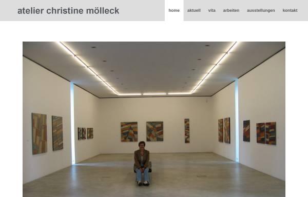 Vorschau von www.atelier-moelleck.de, Atelier Mölleck