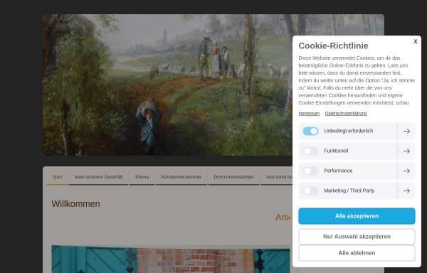 Vorschau von www.moellerkunst.de, Galerie J Möller
